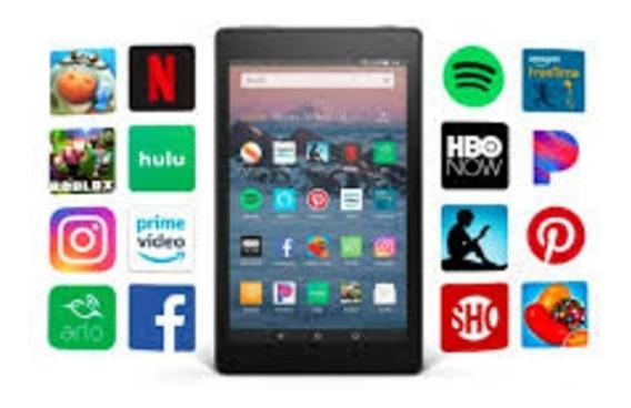 Tablet Amazon Fire 7 8gb 1gb Ram