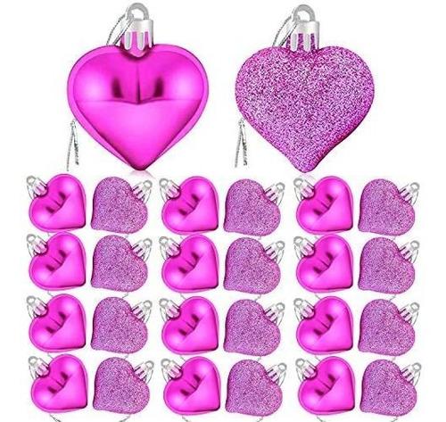 Imagen 1 de 8 de De 24 Cachil Pack 2 Tamaños De San Valentín En Forma De Co
