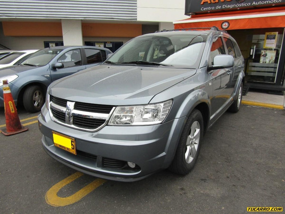 Dodge Journey Sxt 2.7 V6 At