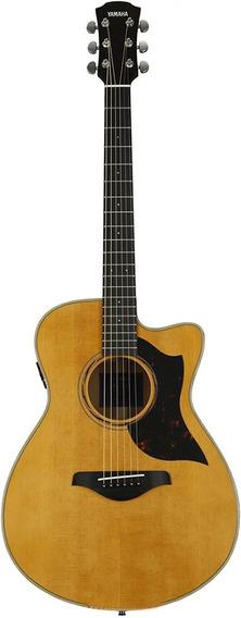 Guitarra Electroacústica Yamaha Ac3m Vintage Natural Nueva
