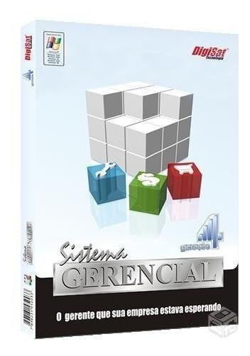 Sistema Gerencial Digisat Geração 4