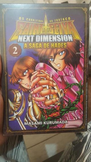 Next Dimension 2 Lacrado Cavaleiros Do Zodiaco