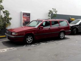 Volvo 850 2.5 Glt Rural Igual A Nuevo Titular Al Dia Unico