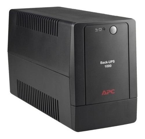 Ups Apc Bx 1000v / 600wa