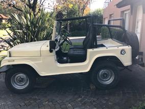 Jeep Ika 4x4 Motor Original