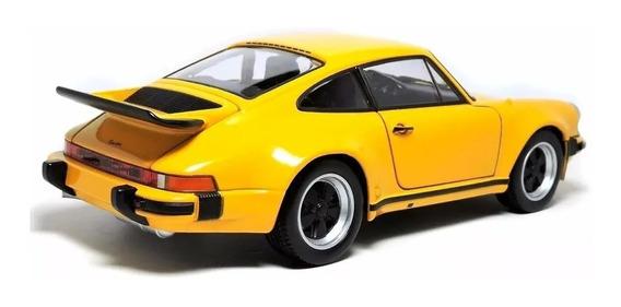 Auto A Escala Welly Porschr 911 Turbo 3.0
