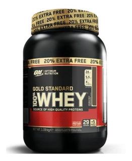 Gold Standart Whey 2lbs + 20% Edição Limitada