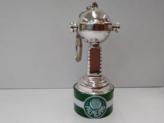 Chaveiro Taça Libertadores Palmeiras