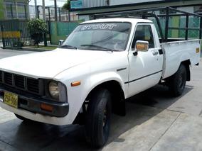 Toyota Stout 1985, Gasolina, Motor 5r, Carga Útil 2 Tn