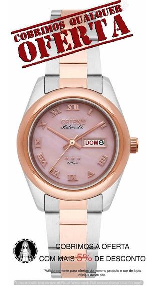 Relógio Orient Automático - 559tr009 R3sr C/ Nf E Garantia U