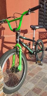 Bicicleta Venzo Inferno Bmx Rodado 20 Con Rotor