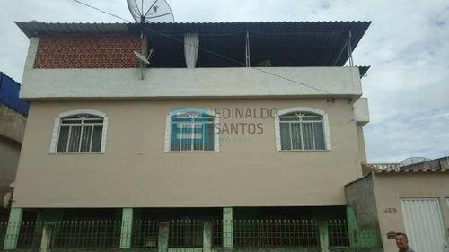 Imagem 1 de 14 de Edinaldo Santos - Benfica Perto De Tudo - 3/4 Com  Terraço E Garagem - 670
