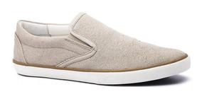 Tênis Iate Masculino Keep Shoes Cor Areia
