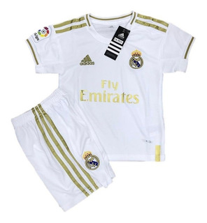 Uniforme Infantil Real Madrid