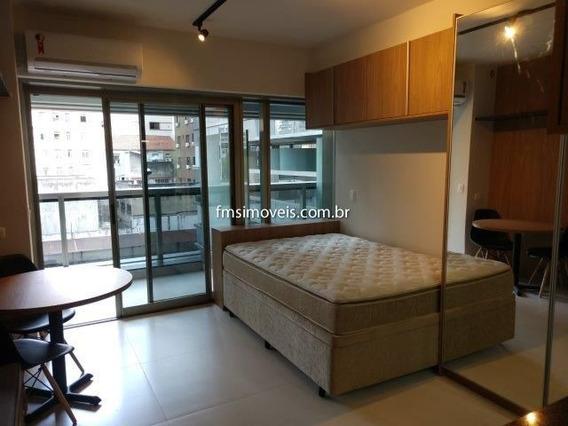 Kitchenette Para Para Alugar Com 1 Quarto 1 Sala 28 M2 No Bairro República, São Paulo - Sp - Ap312981mk