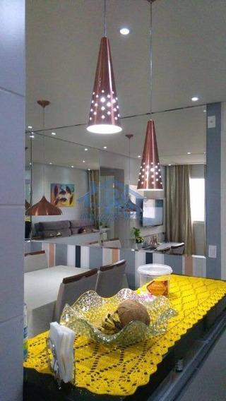 Apartamento Com 2 Dormitórios À Venda, 51 M² Por R$ 307.000,00 - Vila São João - Barueri/sp - Ap3379