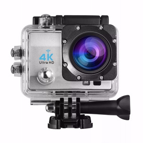 Camera 4k Action Cam Go Sports Pro Hd Wi-fi Filmadora