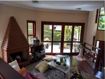 Imperdível, Casa Em Barueri, Aldeia Da Serra, 4 Dormitórios, 2 Suites, Local Com Infraestrutura De Condomínio E Centro Comercial - Ca2042