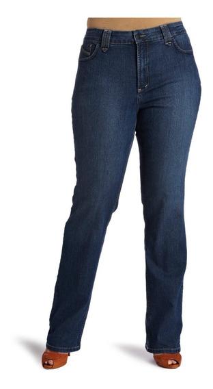 Jeans Dama Talles Grandes Unicos Elastizados Desde 44 Al 70