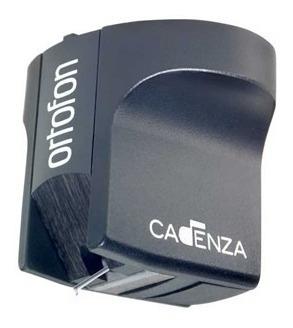 Imagen 1 de 2 de Capsula Pua Ortofon Mc Cadenza Black