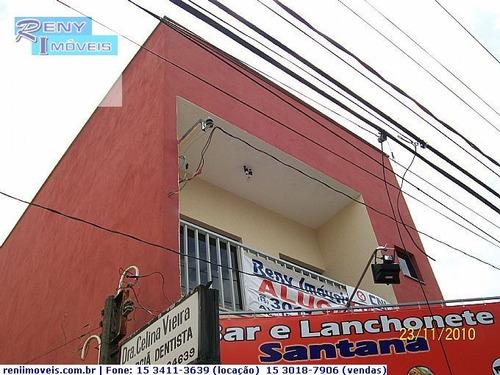 Salas Comerciais Para Alugar  Em Sorocaba/sp - Alugue O Seu Salas Comerciais Aqui! - 123782