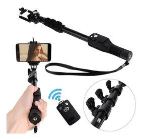 Bastão Selfie Monopod Profissional Retrátil Yunteng Yt-1288