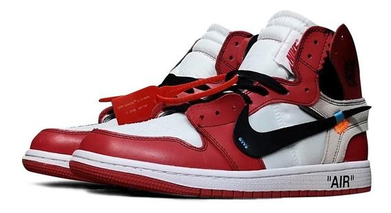 Nike Air Jordan 1 Retro Off White Chicago