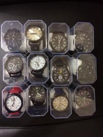 Relógio Masculino Multi Marcas Várias Cores Promoção