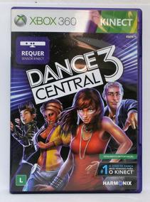 Dance Central 3 Jogo Xbox 360 Usado Mídia Física