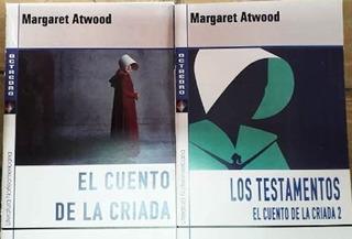 El Cuento De La Criada Atwood Octaedro Edición Completa