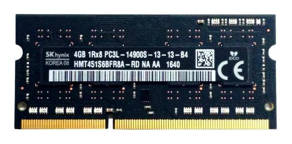 Memória Apple - 4gb - Ddr3 - 14900s - Frequência 1866mz