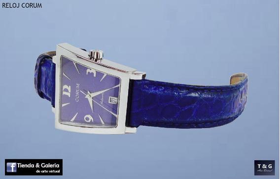 Reloj Automatico Marca Corum Trapeze (ref 1220)
