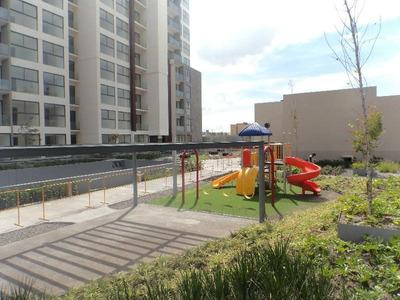 Venta O Renta Departamento Nuevo Condominio Latitud Victoria, Querétaro, 127m2, 2 Habitaciones