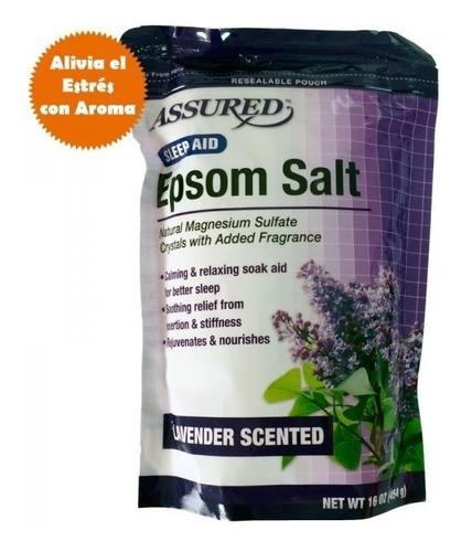 Spa Sal Sulfato De Magnesio Natural