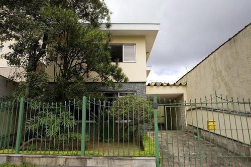 Casa Residencial Para Venda E Locação, Tatuapé, São Paulo. - Ca1899