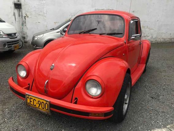 Volkswagen Escarabajo Inyección Con Aire