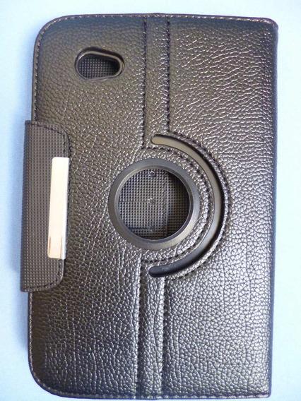Capa Case Samsung Galaxy Tab2 7 Pol P3100 Preta Produto Top