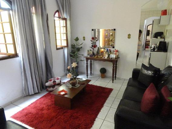 Sobrado Com 4 Dormitórios À Venda, 162 M² Por R$ 490.000,00 - Jardim Casqueiro - Cubatão/sp - So0247