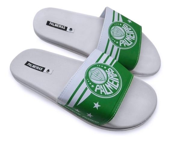 Chinelo Slide Palmeiras Time Masculino Envio Imediato