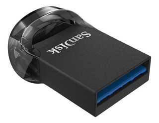 Memoria Usb 3.1 Sandisk Ultra Fit Micro 128gb 130mb/s