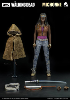 Threezero The Walking Dead Michonne 1/6 Scale