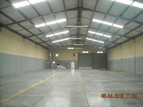 Imagen 1 de 4 de Bodega Nave Industrial En Renta, Apodaca, Nuevo León