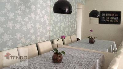 Apartamento 56 M² - 2 Dormitórios - 1 Suíte - Paulicéia - São Bernardo Do Campo/sp - Ap0659