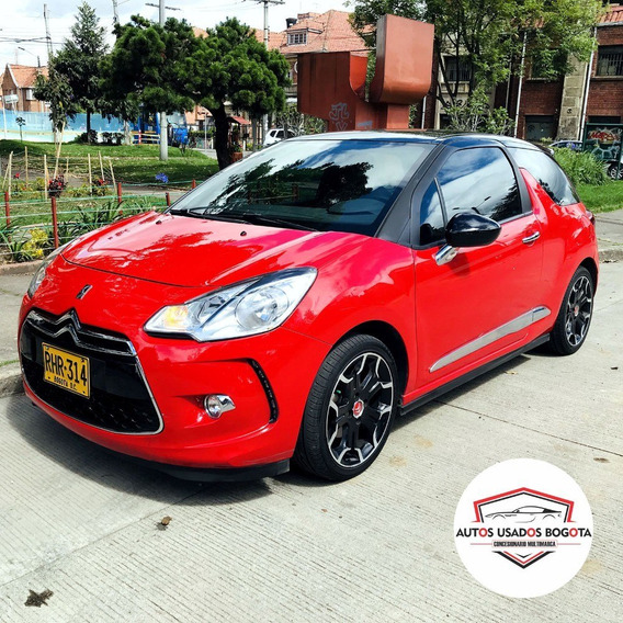 Citroen Ds3 Sport Chic [156hp] Mt 1600cc Turbo Rin17 Tc 2011
