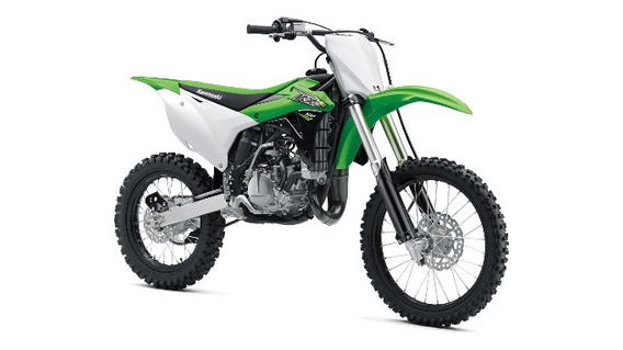 Kawasaki Kx 100 Verde 0km 2018