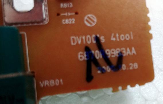 Placa Fone E Volume 6870r9983aa Lg Dk140