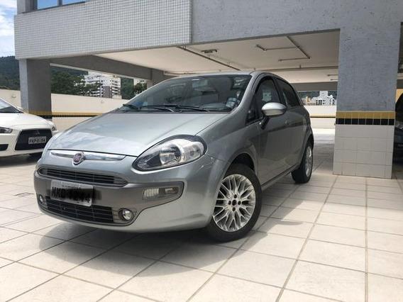 Fiat Punto 1.6 2013 Manual 2 Dono Com Nota Fiscal Fábrica