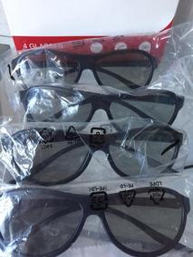 Óculos 3d Lg - Original 4 Óculos Na Caixa Frete Grátis