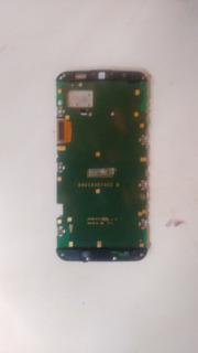 Lote De Um Placa Moto G3 Um Celular K8 Com Displey Quebrado