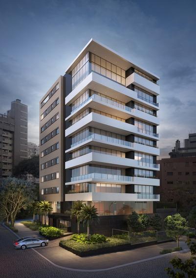 Apartamento Em Bela Vista Com 3 Dormitórios - Rg3038